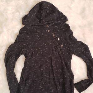 Kimi and Kai maternity hoodie, size small